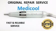Medicool Pro Power 20K 30K 35K 520 Nail Drilling System Handpiece Repair Service