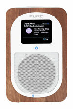 Pure Evoke H3 DAB/DAB+/FM Digital Radio - Walnut