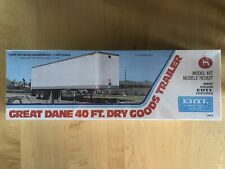 New listing Ertl 1/25 Great Dane Dry Goods Trailer (Sealed)
