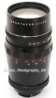 Pentacon 4/200mm 15 Blades Great BOKEH TELEPHOTO Lens for EXAKTA SLR & Micro 4/3