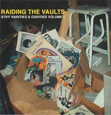Raiding the Vaults: Stiff Rarities & Oddities V1 by VA (CD 2003 Blitz 781042 UK)