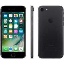 IPHONE 7 128GB black - GARANZIA 12 MESI - RIGENERATO - GRADO AB