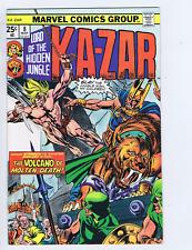 Ka-Zar #8 Marvel 1975