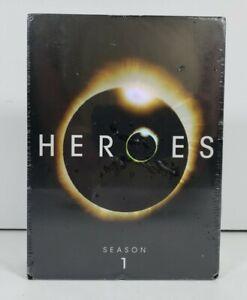 Heroes - Season 1 (DVD, 2007, 7-Disc Set) New, Unopened