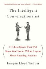 THE INTELLIGENT CONVERSATIONALIST: 31 Cheat Sheets Show You How to Talk ~NEW~