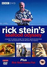 Rick Stein's Seafood Odyssey (DVD)