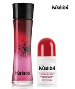 Zermat Latin Passion Eau de Parfum  3.38oz by Niurka Marcos  WITH FREE Deodorant