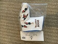 Scotty Cameron Hula Girl 2008 Head Cover RARE