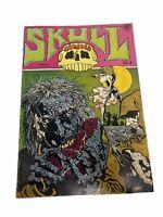 Skull Comics Vol 1 #3 Print Underground Comix Spain Rodriguez