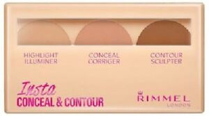 Rimmel Insta Conceal & Contour 8.4g - 2 Shades Available