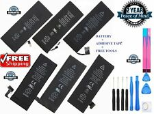 OEM Replacement Internal Battery for iPhone 5C 5S 6G 6 Plus 6S Plus Adhesive Lot