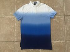 POLO RALPH LAUREN CUSTOM FIT S/S POLO SHIRT MENS SIZE M