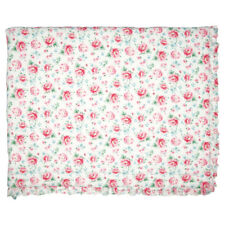 Green Gate SALE Quilt Meryl white/Ashley green 1,40/2,20 cm
