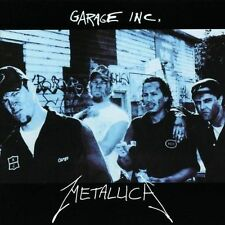 Metallica 2 CD Garage Inc. Vertigo 0731453835122
