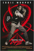BEVERLY HILLS COP III MOVIE POSTER  Original DS 27x40 EDDIE MURPHY