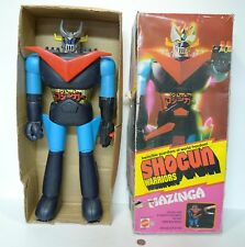 "Vintage Mattel Shogun Warriors Mazinga 24"" Jumbo Warrior in original box 1976 !!"