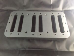 "Mercury Racing Outboard 1"" Reed Spacer Plate"
