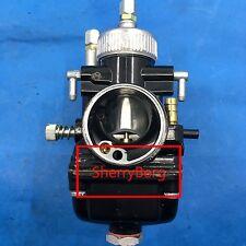 Dellorto Replica carburetor PHBG 21MM BLACK 70cc 90cc carby fit Yamaha Zuma Puch
