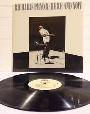 Richard Pryor / Here and Now vinyl LP open shrink NM 1983 Comedy