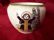 Jugendstil Art Deco echte Rarität Blumentopf Cachepot Münchner Kindl Amphora ?
