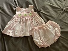 Pre-owned Girls Mom And Me 2 Pc Set 18mo