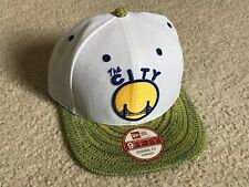 THE CITY GOLDEN STATE WARRIORS NEW ERA SNAP BACK HAT WHITE NBA