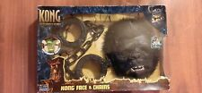 KING KONG MOVIE MASK & CHAINS PLAYSET MISB PLAYMATES 2005 MONSTER TOY COSPLAY
