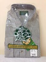 SUPER SALE!! Mens Tattersall Classic Country Check Shirts 15 Colours Sizes M-3XL