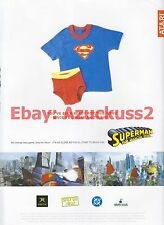 Superman The Man Of Steel Game Atari 2002 Magazine Advert #7008