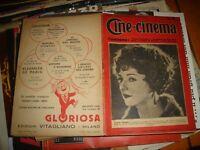 Cine-Cine Año III ° N.34 Del 20/2/1927 Anna May Wong