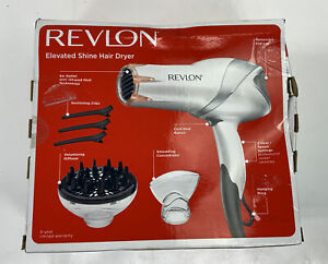 Revlon Infrared Hair Dryer with Clips 1875W