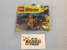 Lego Scooby Doo 30601 Scooby Doo Polybag New/Sealed/Retired/Hard to Find
