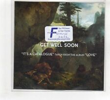 (HF499) Get Well Soon, It's A Catalogue - 2016 DJ CD