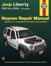 Haynes Repair Manual: Jeep Liberty 2002 Thru 2012 by John H. Haynes, Len Taylor