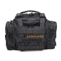 Fishing Tackle Bag Carp Sea Case Sack Carryall Waist/Shoulder Waterproof  8BToB2