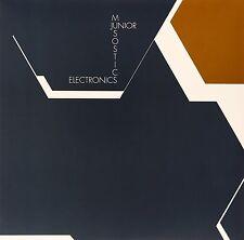 JUNIOR ELECTRONICS - MUSOSTICS  VINYL LP + CD NEW+
