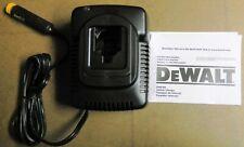 DEWALT Model DW9109 Vehicle(12v DC Powered) 9.6v-18v. NiCad  Battery Charger