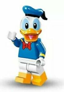 """LEGO MINIFIGURES DISNEY SERIES (71012) ~ """"DONALD DUCK"""" ~ (SEALED PACK)  2016"""
