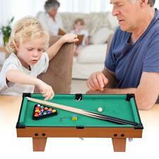 Mini Snooker Tabletop Pool Billiard Ball Table Top Game Toy Kid Family Gift Fun