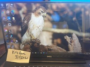 Dell Precision 5520 UHD 4K IGZO IPS Touch i7-7820HQ 32GB 512G SSD M1200 Backlit