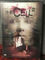 The Cell 2 La Soglia del terrore (2009) DVD Horror Nuovo Sigillato