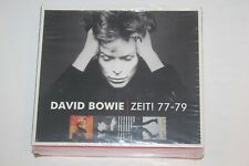 David Bowie - Zeit! 77-79 - Box Set - EU - EMI