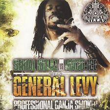 """General Levy - Professional Ganja Smoker Seri (Vinyl 12"""" - 2014 - UK - Original)"""