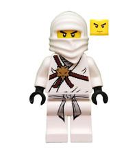 Lego Zane 2507 2506 2504 The Golden Weapons Ninjago Minifigure
