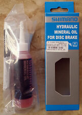 Shimano Aceite Mineral Disco Freno Hidráulico,Disc Brake Mineral Oil 50ml
