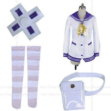 Hyperdimension Neptunia Purple Heart Mk2 Cosplay Clothing Cos Costume