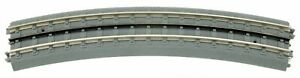 O-Gauge - MTH - RealTrax O-54 Curved Track Section