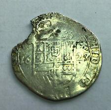 Monnaie en argent Pays-Bas espagnols Escalin 1627