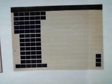 YAMAHA SR 125_1997 microfilm Microfich Catalogue des pièces pièce rechange liste
