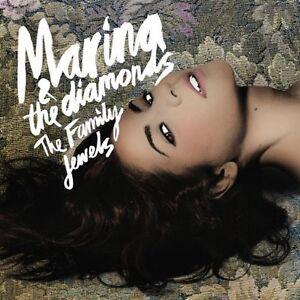 Marina and the Diamonds - Family Jewels [New CD]